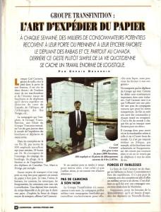 carl et l'expediteur 1996
