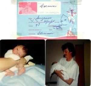 carl famille 1980 naissance