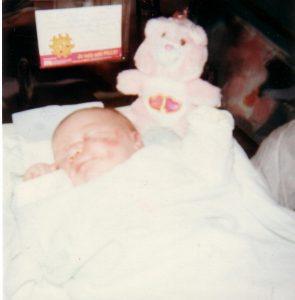 carl famille 1985 karinne naissance